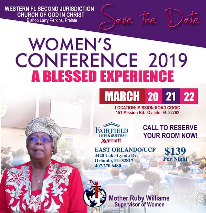 Women's Conference 2019 | westernflsecond com